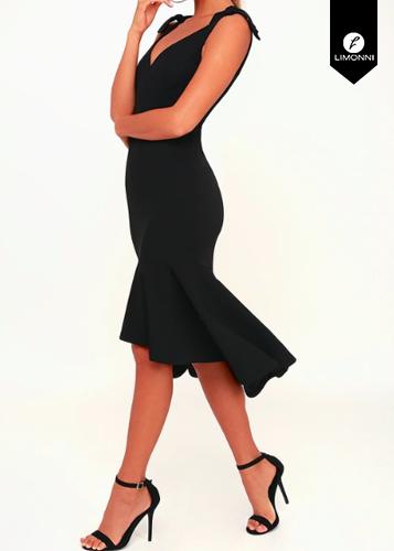 Vestidos para mujer Limonni Ameliee LI1941 Cortos elegantes