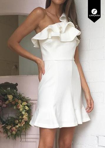 Bridal Limonni Ameliee LI1953 Cortos elegantes