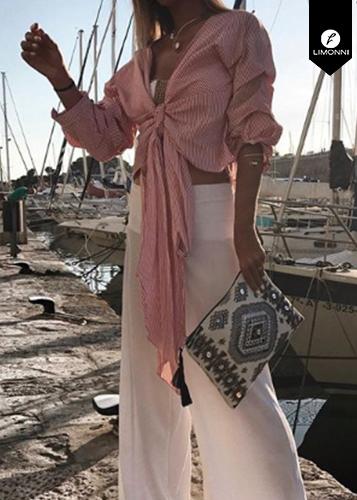 Blusas para mujer Limonni Ameliee LI1956 Tops