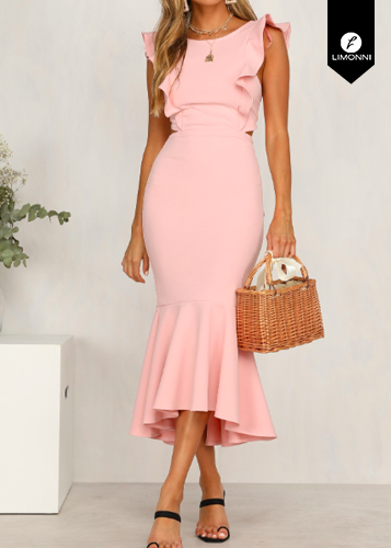 Vestidos para mujer Limonni Ameliee LI1963 Maxidress