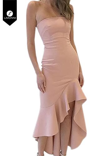 Vestidos para mujer Limonni Ameliee LI1978 Maxidress