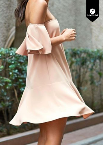 Vestidos para mujer Limonni Ameliee LI1984 Cortos elegantes