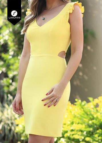 Vestidos para mujer Limonni Ameliee LI2018 Cortos elegantes