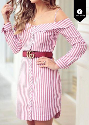 Vestidos para mujer Limonni Novalee LI2021 Cortos Casuales
