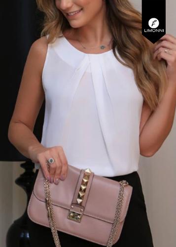 Blusas para mujer Limonni Ameliee LI2028 Casuales