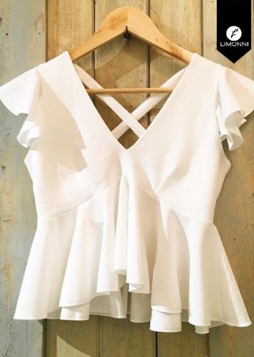 Blusas para mujer Limonni Ameliee LI2032 Casuales