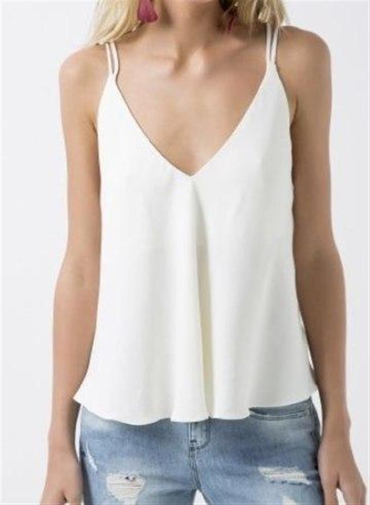 Blusas para mujer Limonni Ameliee LI2037 Basicas