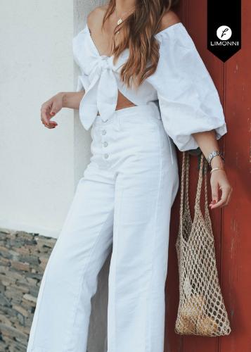 Blusas para mujer Limonni Ameliee LI2042 Tops