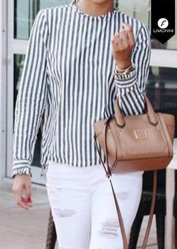 Blusas para mujer Limonni Ameliee LI2056 Casuales