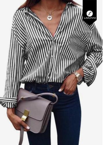 Blusas para mujer Limonni Ameliee LI2058 Camiseras