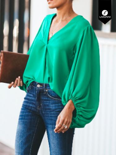 Blusas para mujer Limonni Ameliee LI2059 Casuales