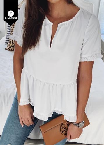 Blusas para mujer Limonni Ameliee LI2060 Casuales