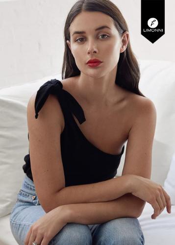 Blusas para mujer Limonni Ameliee LI2061 Basicas