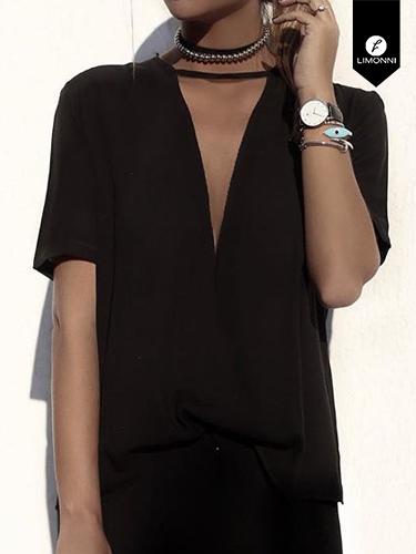 Blusas para mujer Limonni Ameliee LI2064 Casuales