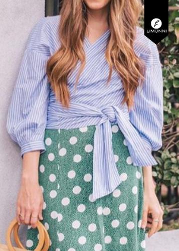 Blusas para mujer Limonni Ameliee LI2065 Casuales