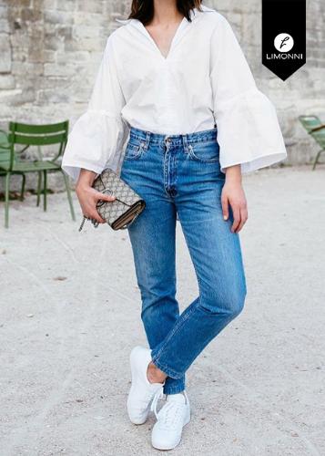 Blusas para mujer Limonni Ameliee LI2066 Casuales