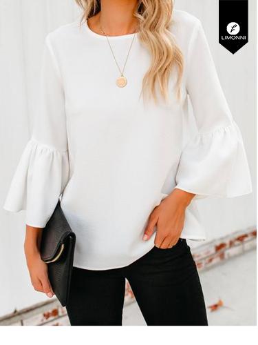Blusas para mujer Limonni Ameliee LI2068 Casuales