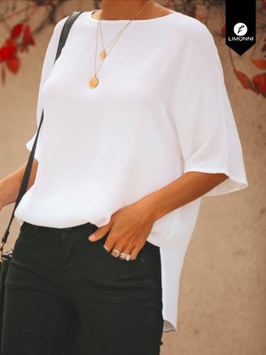 Blusas para mujer Limonni Ameliee LI2070 Casuales