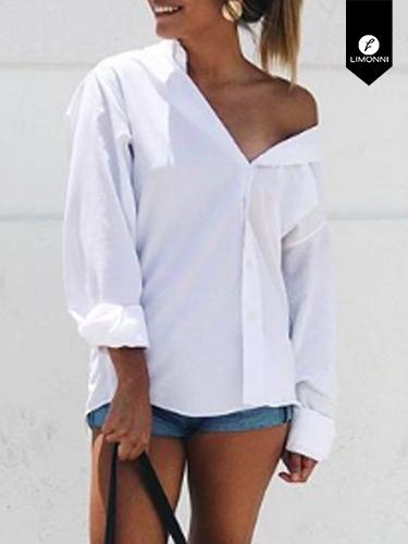 Blusas para mujer Limonni Ameliee LI2072 Camiseras