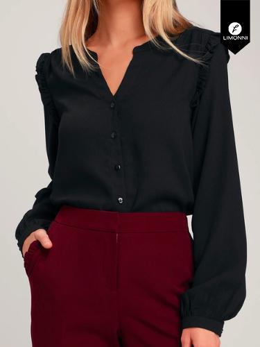 Blusas para mujer Limonni Ameliee LI2077 Camiseras