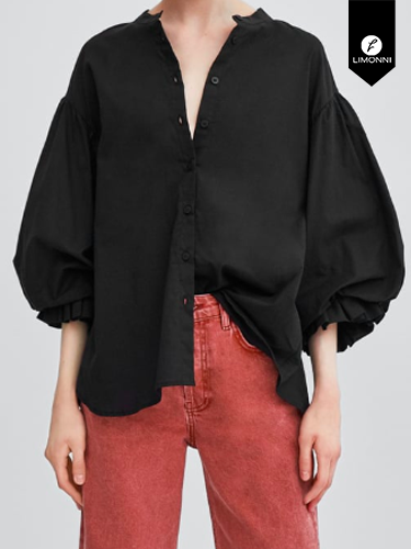 Blusas para mujer Limonni Ameliee LI2080 Camiseras