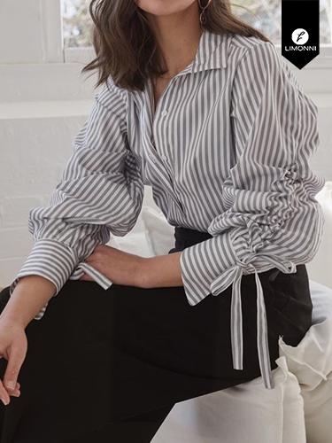 Blusas para mujer Limonni Ameliee LI2083 Camiseras