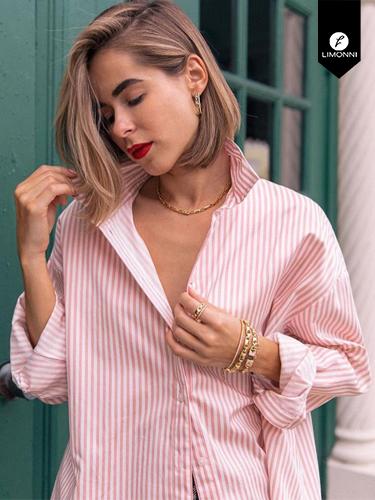 Blusas para mujer Limonni Ameliee LI2085 Camiseras