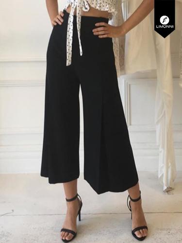 Pantalones Limonni Ameliee LI2086 Cortos elegantes
