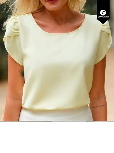 Blusas para mujer Limonni Ameliee LI2097 Casuales