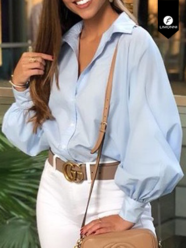 Blusas para mujer Limonni Ameliee LI2098 Camiseras