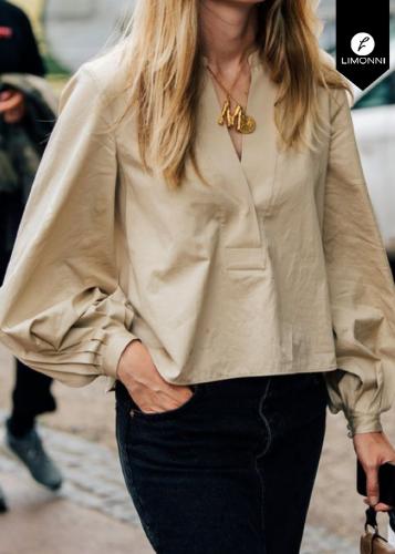 Blusas para mujer Limonni Ameliee LI2102 Casuales