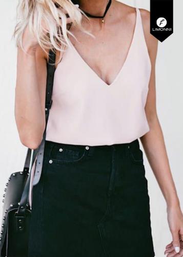 Blusas para mujer Limonni Ameliee LI2111 Basicas