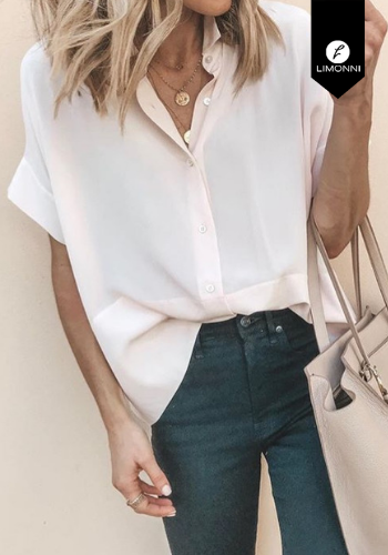 Blusas para mujer Limonni Claudette LI2118 Camiseras