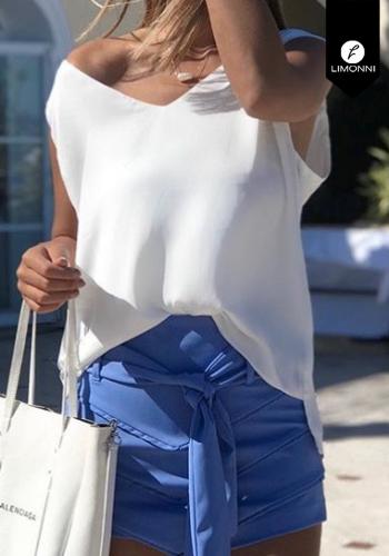 Blusas para mujer Limonni Claudette LI2127 Casuales