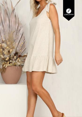 Vestidos para mujer Limonni Claudette LI2129 Cortos Casuales