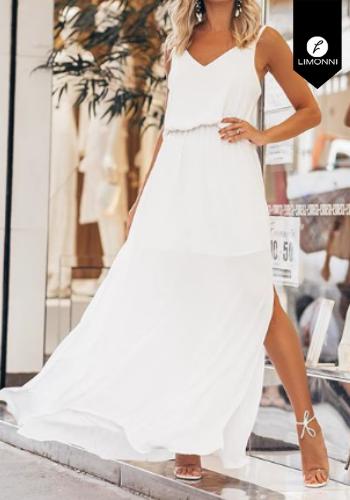 Vestidos para mujer Limonni Claudette LI2130 Maxidress