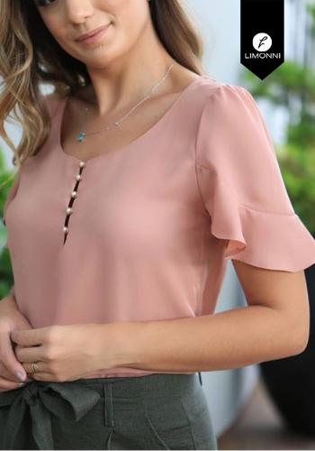 Blusas para mujer Limonni Claudette LI2133 Casuales