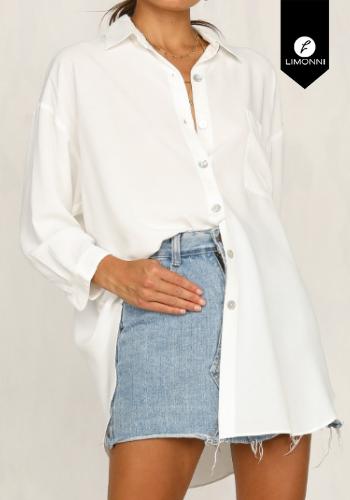 Blusas para mujer Limonni Claudette LI2141 Camiseras