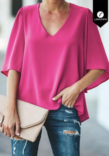 Blusas para mujer Limonni Claudette LI2144 Casuales