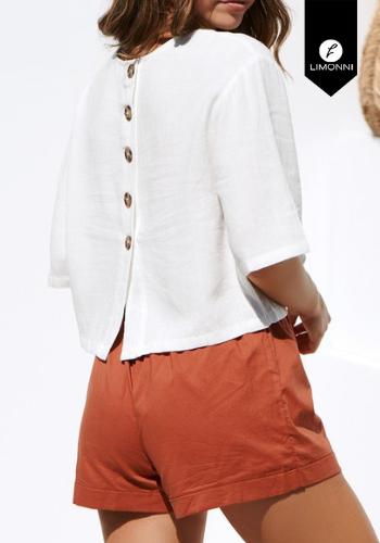 Blusas para mujer Limonni Claudette LI2147 Camiseras