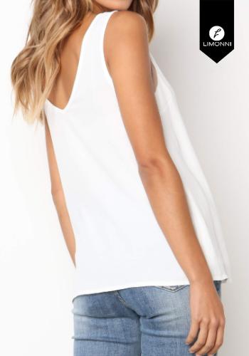 Blusas para mujer Limonni Claudette LI2150 Basicas