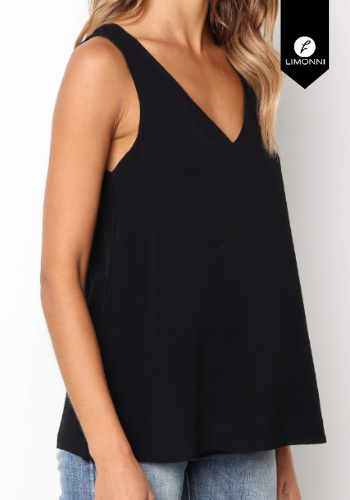 Blusas para mujer Limonni Claudette LI2151 Basicas