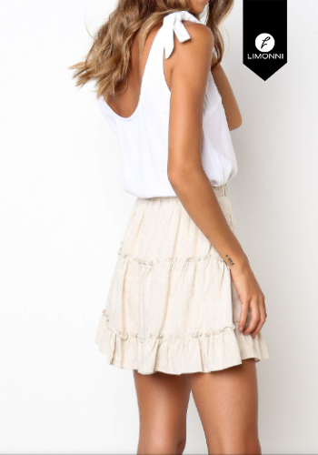 Blusas para mujer Limonni Claudette LI2152 Basicas