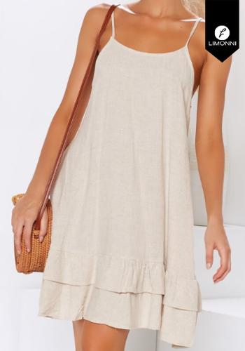 Vestidos para mujer Limonni Claudette LI2159 Cortos Casuales