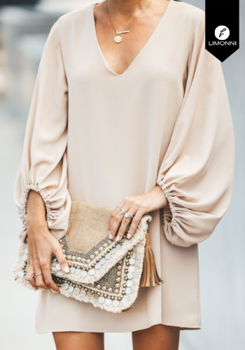 Vestidos para mujer Limonni Claudette LI2162 Cortos elegantes