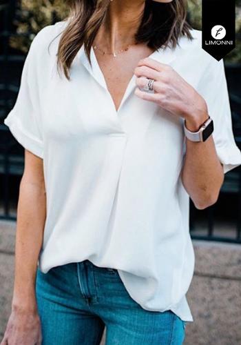 Blusas para mujer Limonni Claudette LI2163 Casuales