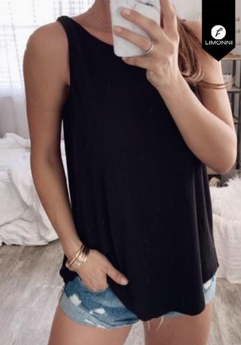 Blusas para mujer Limonni Claudette LI2166 Basicas
