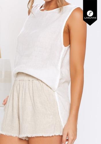 Blusas para mujer Limonni Claudette LI2168 Basicas