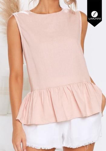 Blusas para mujer Limonni Claudette LI2173 Casuales