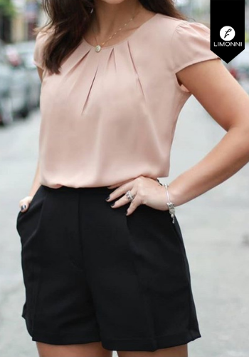 Blusas para mujer Limonni Claudette LI2178 Casuales